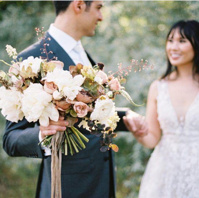 On Our Radar: Wearable Florals, Winter Weddings, Summer