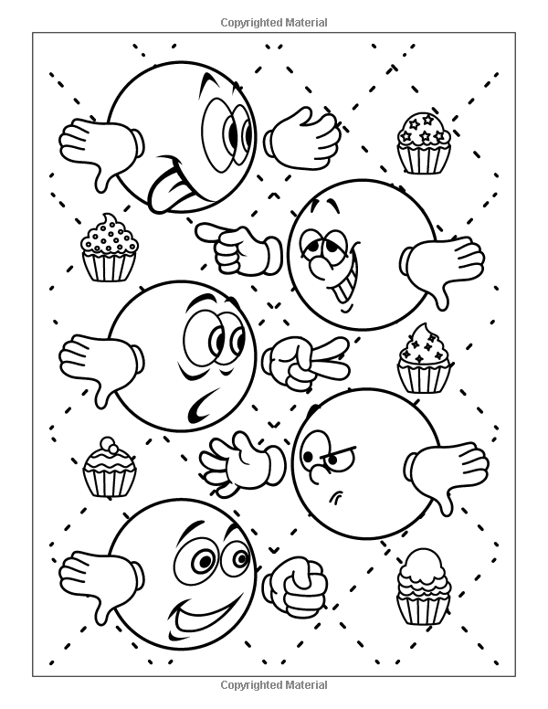 Amazon Com Emoji Coloring Book Emoji Designs Emoji Fun Doodles And Emoji Themes 9781974629794 Elizabet Emoji Design Coloring Books Designs Coloring Books