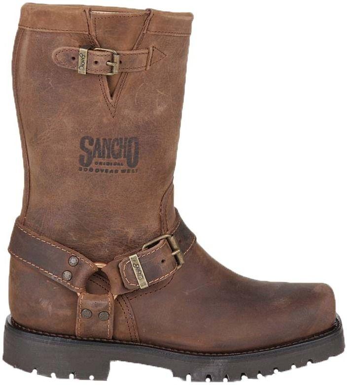 Bruine Sancho Boots western
