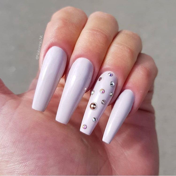 Spanish Nails Models And Photos 2019 Page 48 Of 56 Nail Designs Manicure Blog Bling Nail Art Nail Designs Manicures Designs