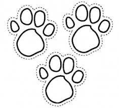 Картинки по запросу собака шаблон (с изображениями ...