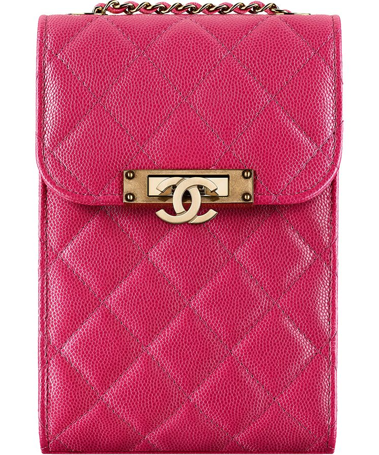 a6d39cb60281 Chanel Golden Class CC Pouch with Chain | ) CHANEL is CHANCE ...