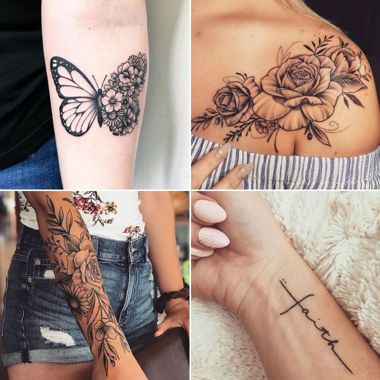 Best Tattoos For Women Unique Female Tattoo Ideas