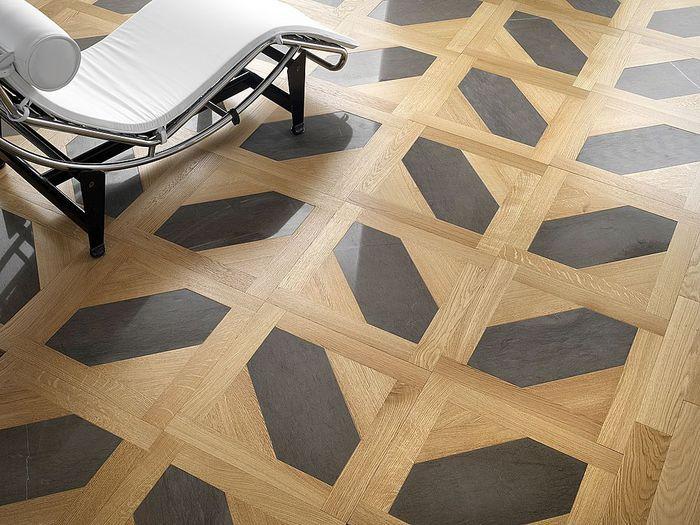Pavimenti In Legno E Ceramica.Pavimento In Legno Massiccio Legno E Ceramica Stonewood Di