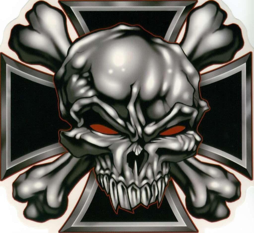"skull iron cross tattoo Google Search ""SKULLS"