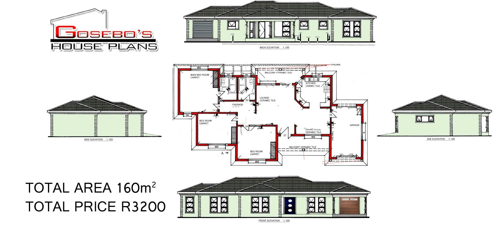 Pin by Gosebo House Plans on Gosebo House Plans in 2019 ... House Plans For Sale In Lebowakgomo on house plans bedroom, house plans software, house plans books, house plans forum, house plans international, house plans storage, house plans money, house plans floor plans, house plans art, house plans with carports, house plans dogs, house plans projects, house plans house, house plans construction, house plans community, house plans bathroom, house plans apartments, house plans commercial,