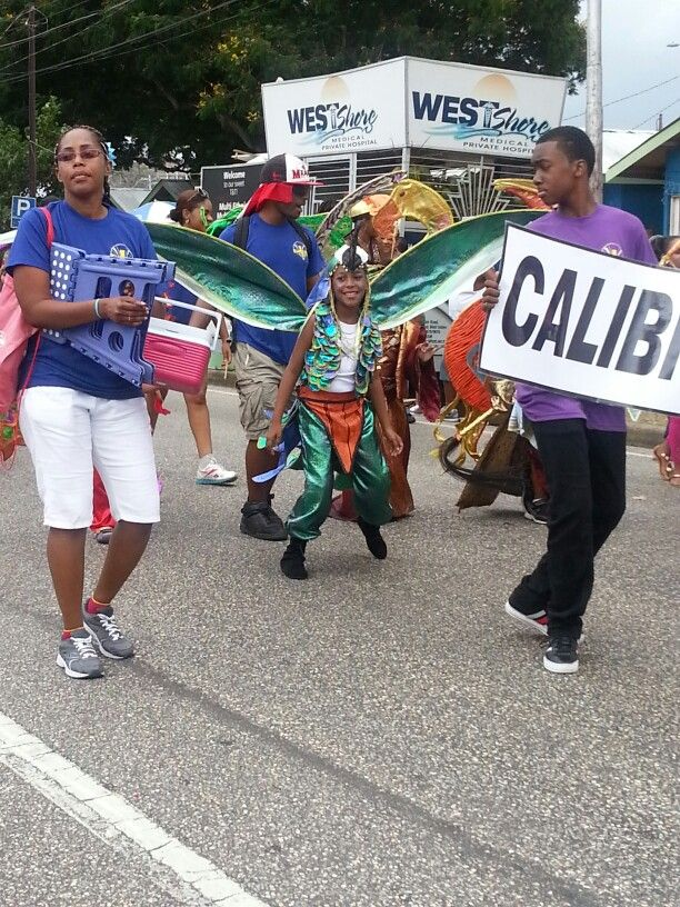 Trinidad Carnival Banners Logo Design Service Banners