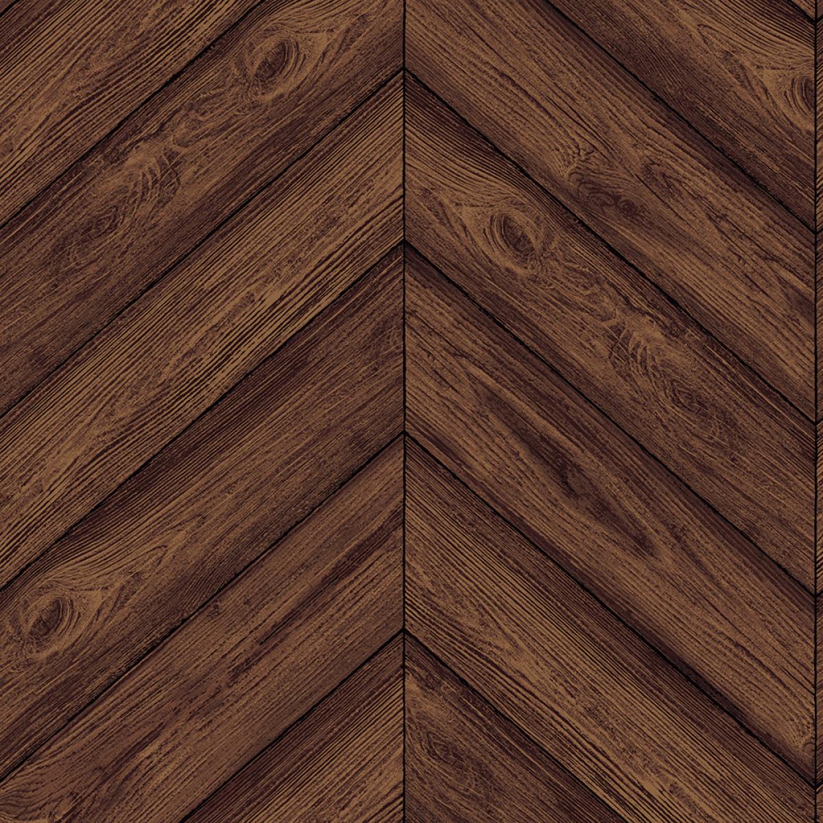 TEXTURED HERRINGBONE Walnut is from the Tempaper Textured