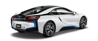 Build Your Own 2016 BMW i8