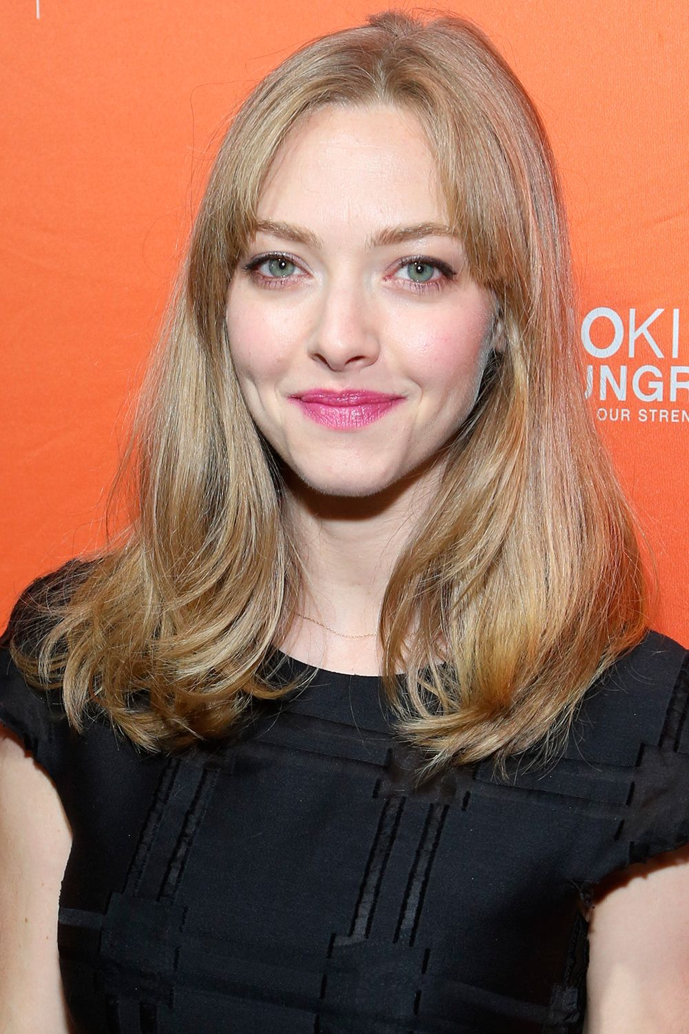 Amanda Seyfried Fake Porn fringes can suit just about anyone (and we have the proof