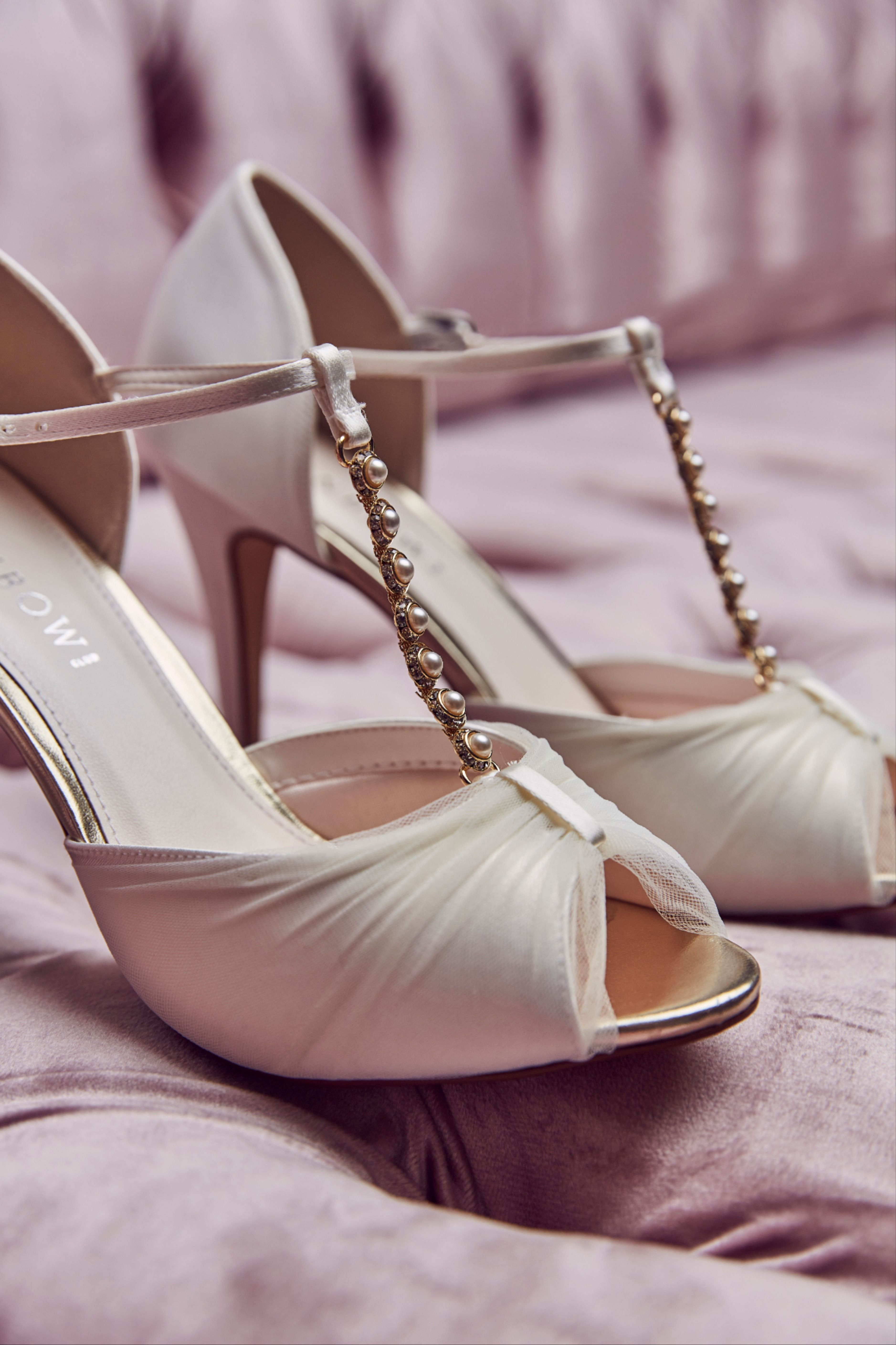 Wedding Shoes For Bride Wedding Shoes Weddingshoes A Romantic