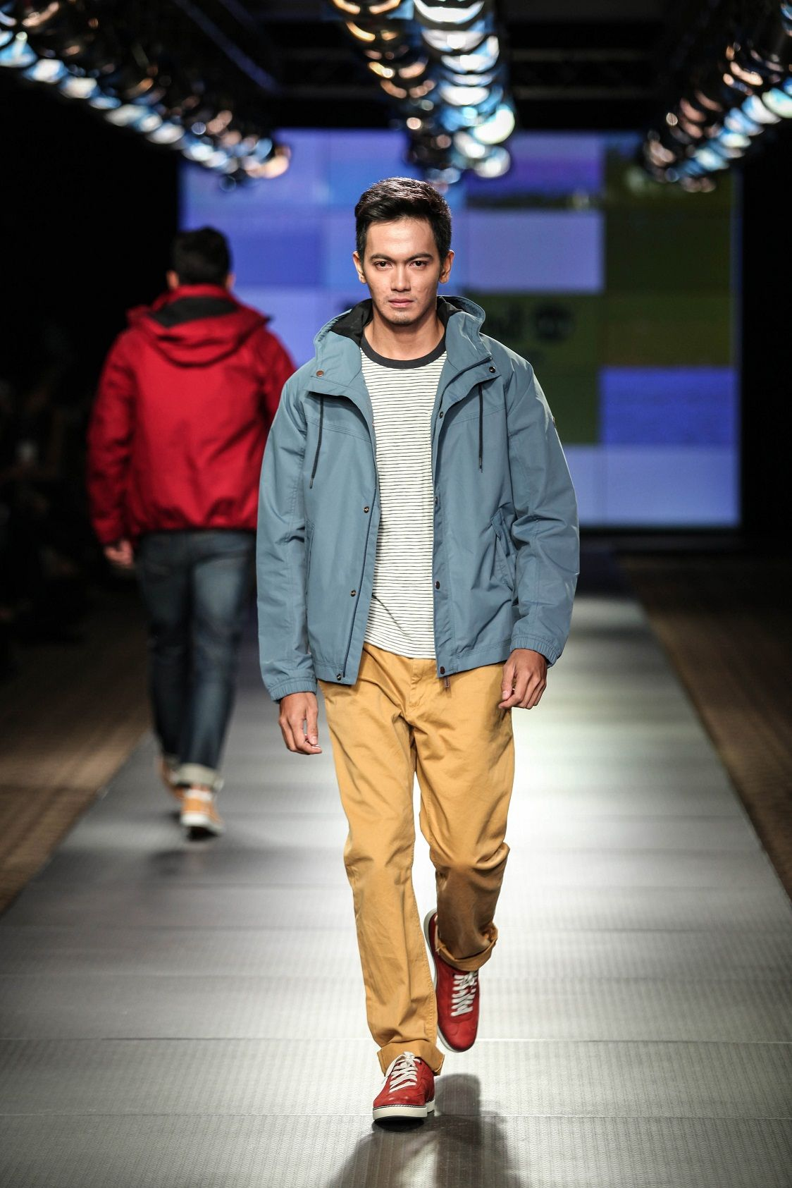 Timberland Plaza Indonesia Men's Fashion Week | Timberland ... Indonesian Men