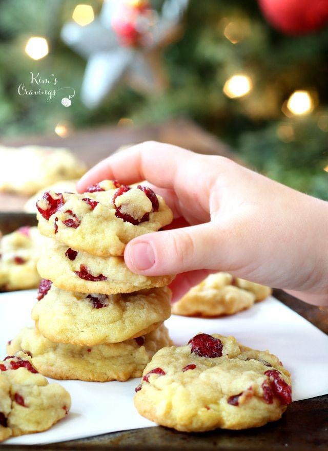 Kris Kringle Christmas Cookies