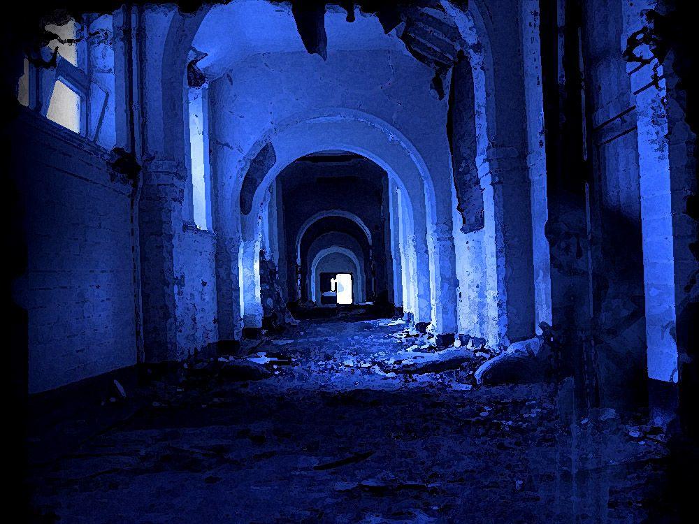 Haunted Asylum by CieloAmaranto on DeviantArt