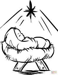 Image Result For Christmas Christian Coloring Pages Grade K 2