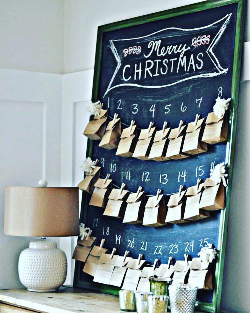 Awesome advent calendar ideas 2018 💕💕💕💕