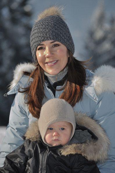 Babysvøb Mary Opskrift princess for one day (opskrift på marys hue) | strik | princess mary