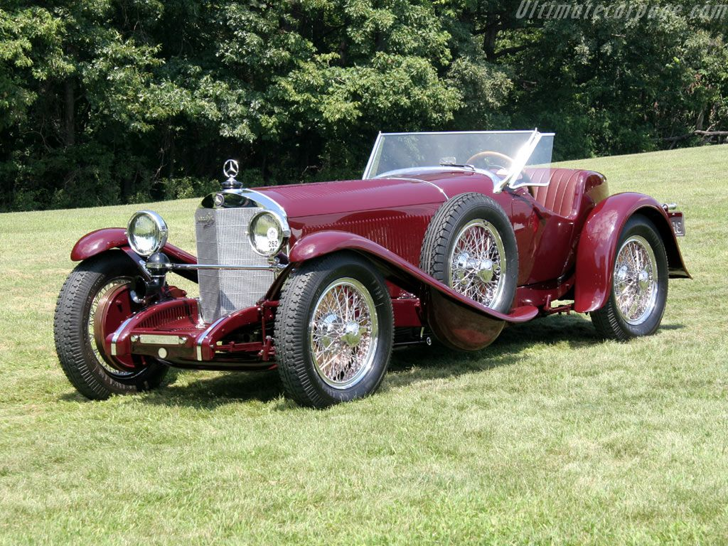 Mercedes Benz 710 Ssk Murphy Roadster Oldtimers Oude Auto S Auto S