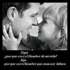Resultado De Imagen Para Frases Del Amor Padre Hija Pensamientos
