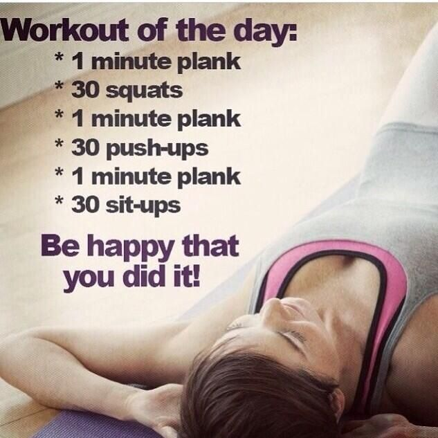 really quick easy workout for beginners (: