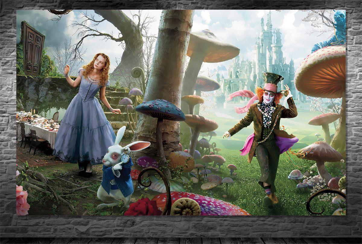 Personagem Alice No Pais Das Maravilhas Filme Alice No Pais Das