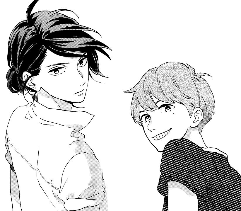 Tsubaki Chou Lonely / cool and charming boys