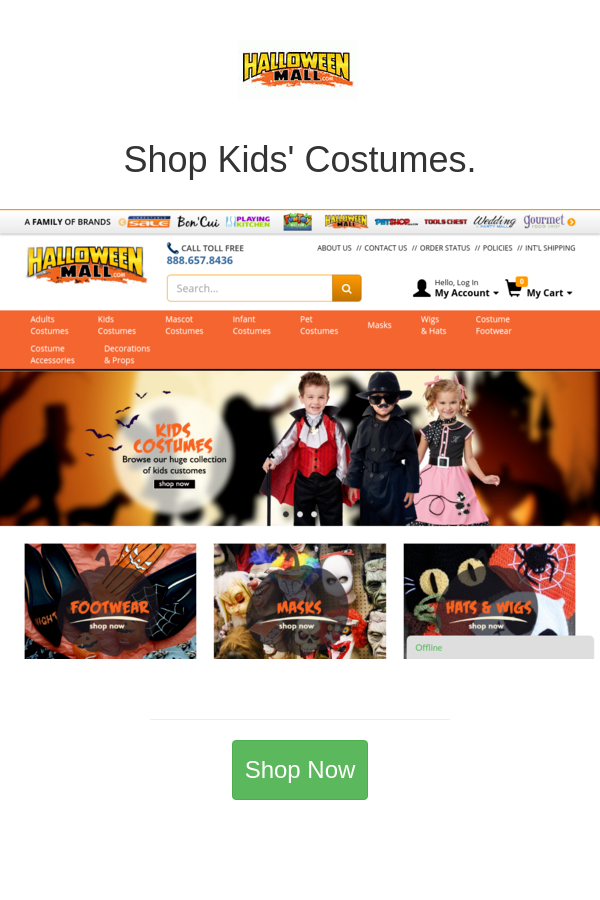 Best Deals And Coupons For Halloween Mall In 2020 Kids Costumes Kids Shop Unique Items Products