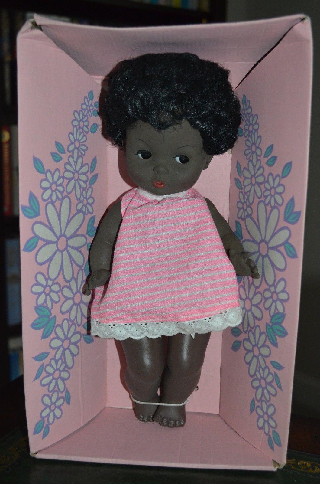 Vintage Palitoy Sample Black baby doll 15+5.99