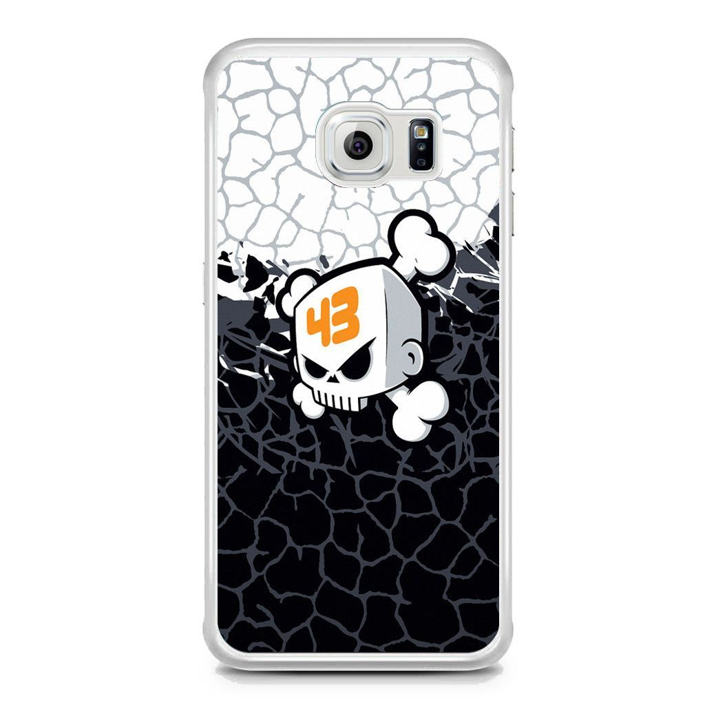 Ken Block DC Samsung Galaxy S6 Edge Case