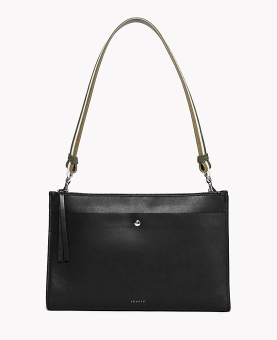 e5165759f24 Theory Post Clutch in Linden | Theory.com | Clutch | Bags, Women ...