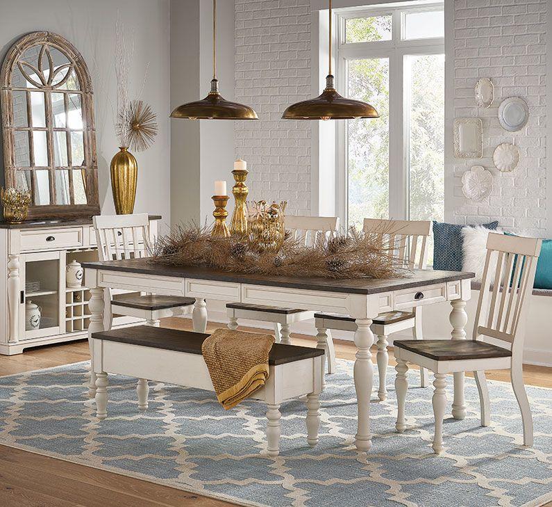 Image Of Briarwood 5 Piece Dining Set Home Furniture Furniture Home Decor