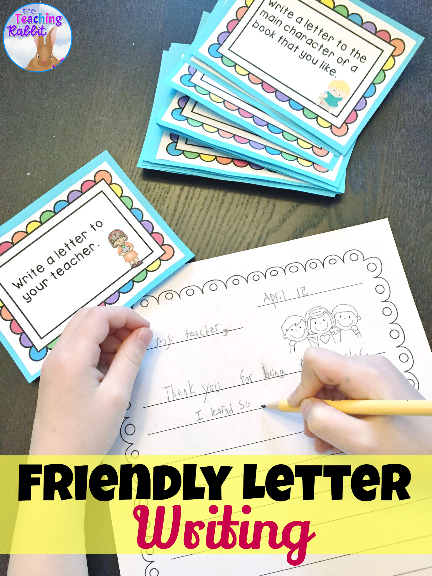 Friendly Letter Writing Activities Friendly letter