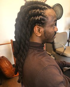 Image result for mens loc styles | Lock Styles | Pinterest ...