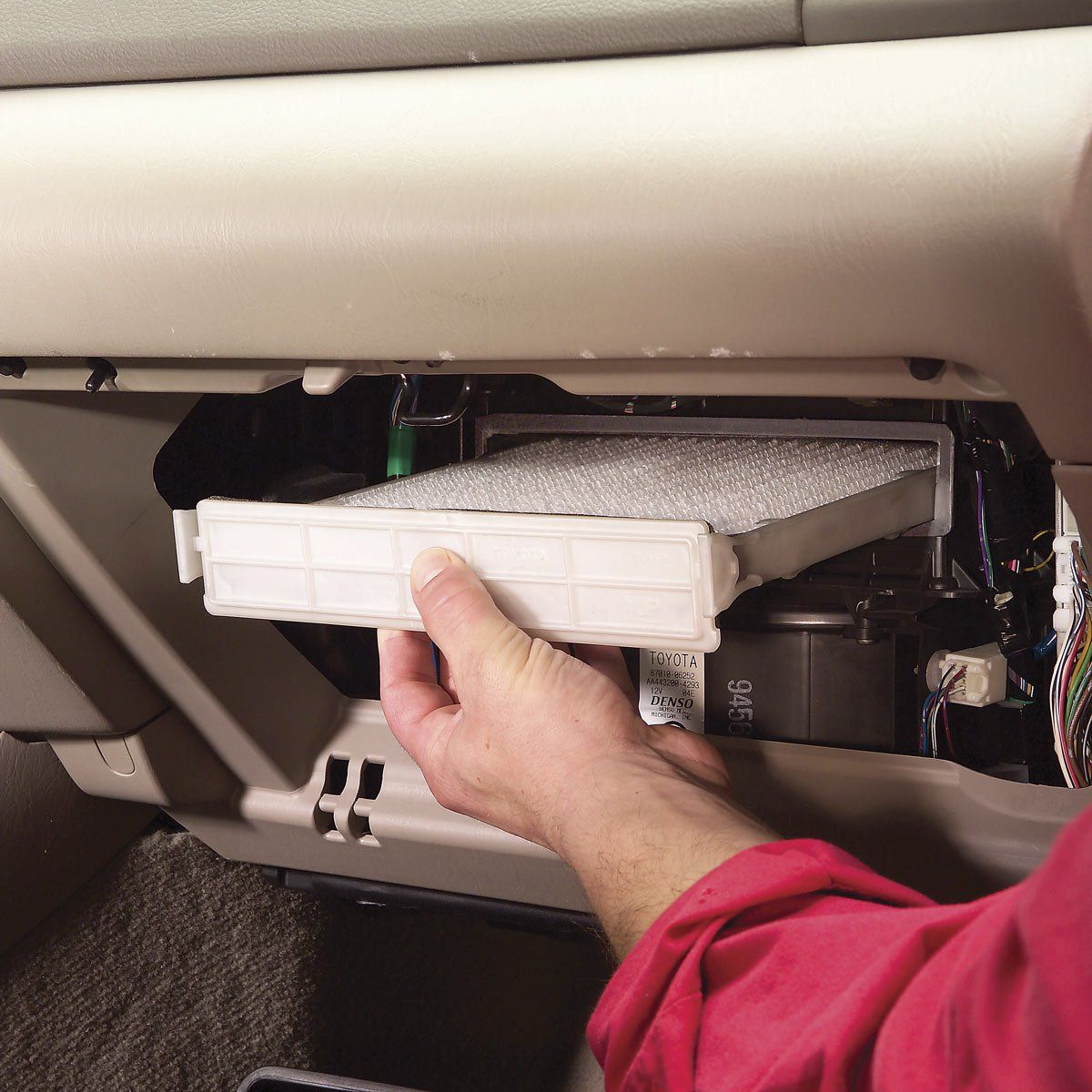 Improve Car Heating And Cooling By Replacing Your Car Cabin Air