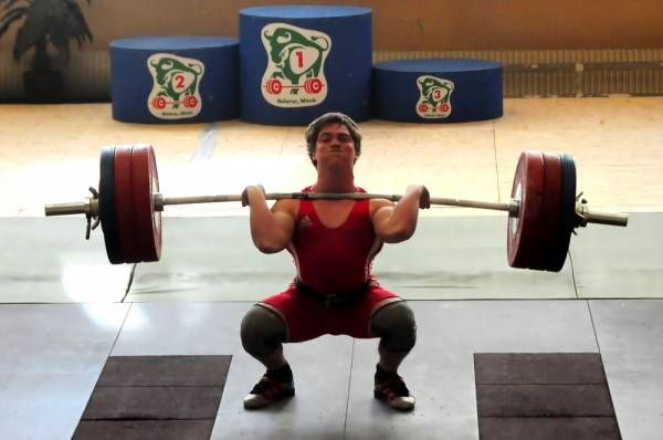 a184705921c8 Front Squat Versus Back Squat  Which One Is Best for You