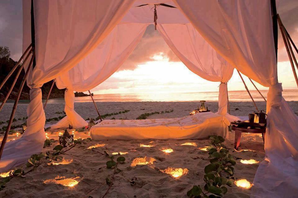 for a romantic evening …   Romantic places, Backyard ...