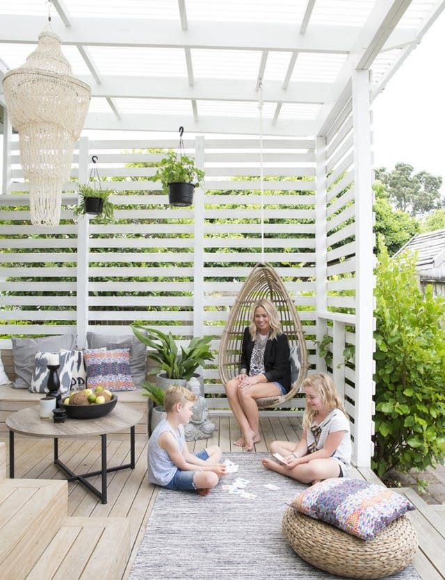 Time to step up your patio planning