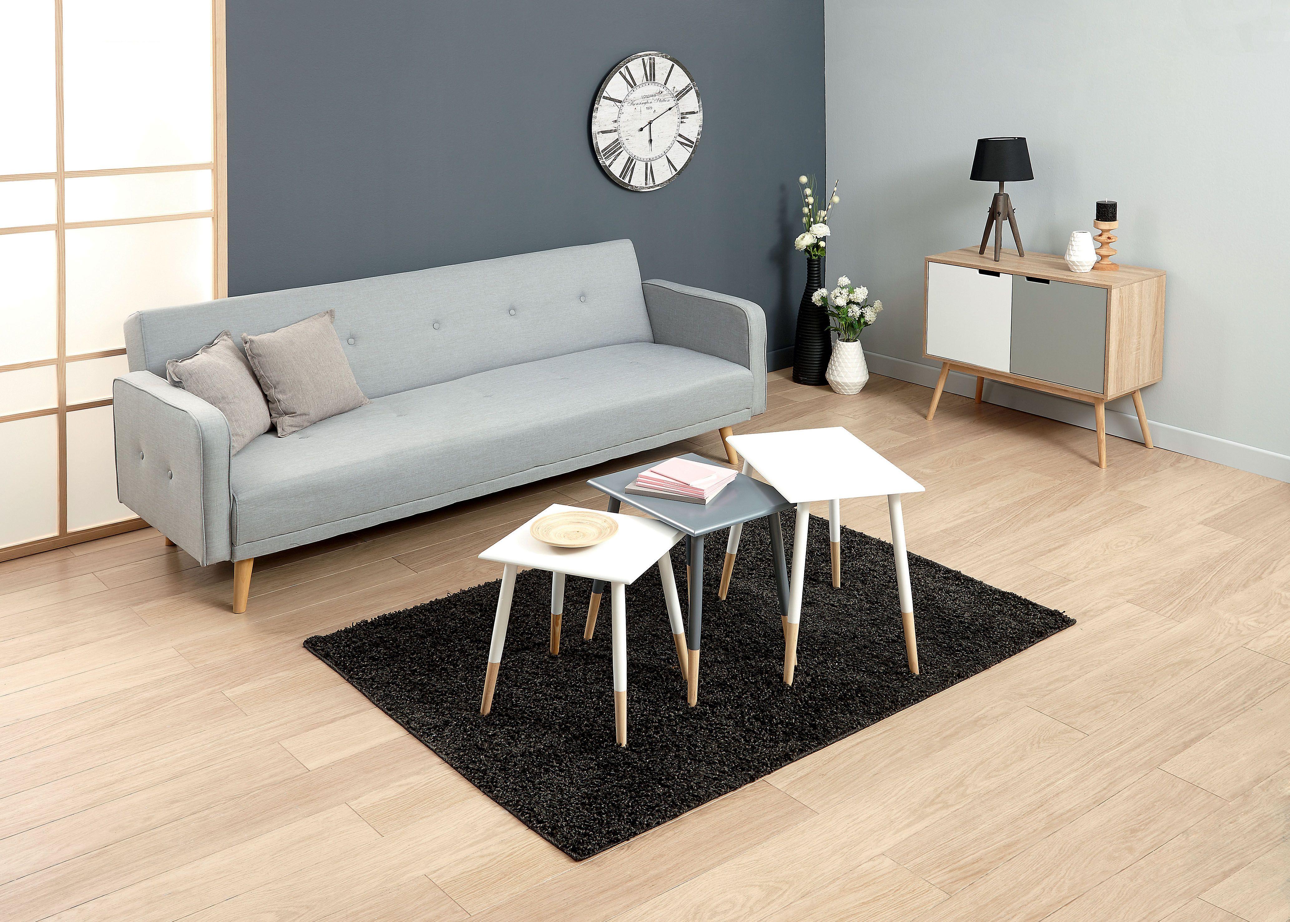 Salon scandinave vintage Centrakor | Mes meubles et ma déco ...