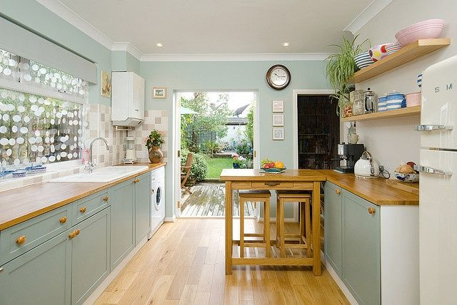 Extended Kitchen Victorian House House Design Kitchen Victorian Terrace House Victorian Kitchen