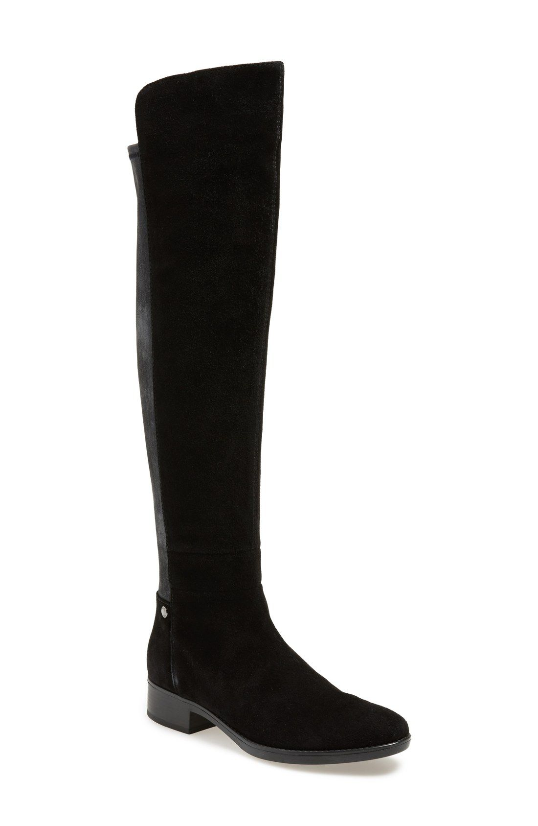 84b51130e8 Geox 'Felicity' Over the Knee Boot (Women) | shoes. | Boots, Over ...