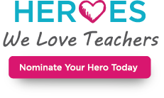 Nominate a teacher that touched your life.  If they win they will receive 12 custom photo flags of their choice.  www.flagology.com