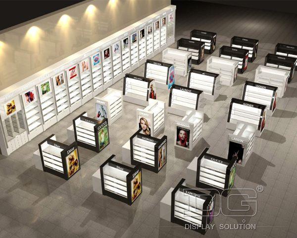 cm55 brand luxury cosmetic showroom design exhibidores pinterest. Black Bedroom Furniture Sets. Home Design Ideas