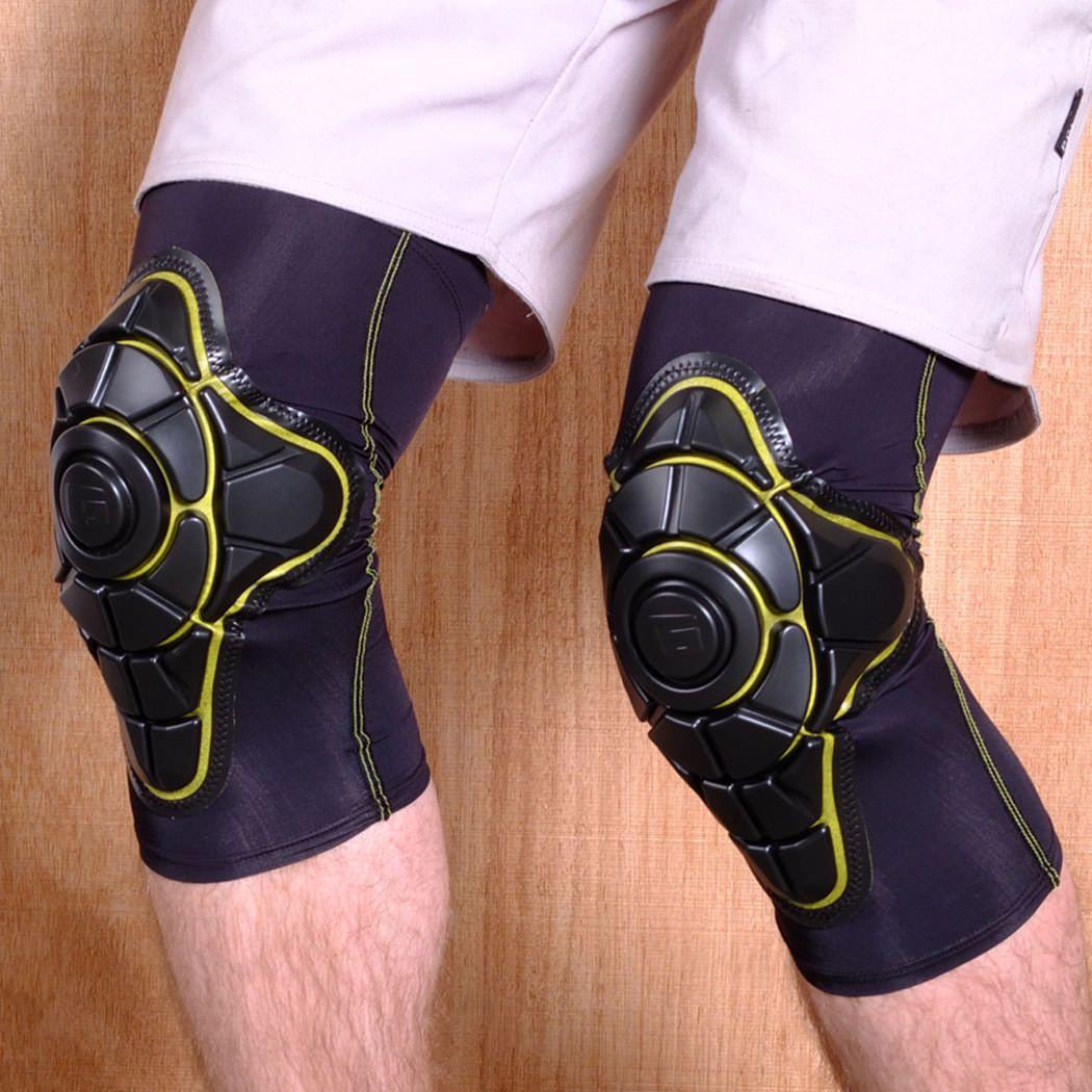 Gform prox knee pads slide gloves boots