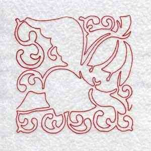Lineart Embroidery Designs
