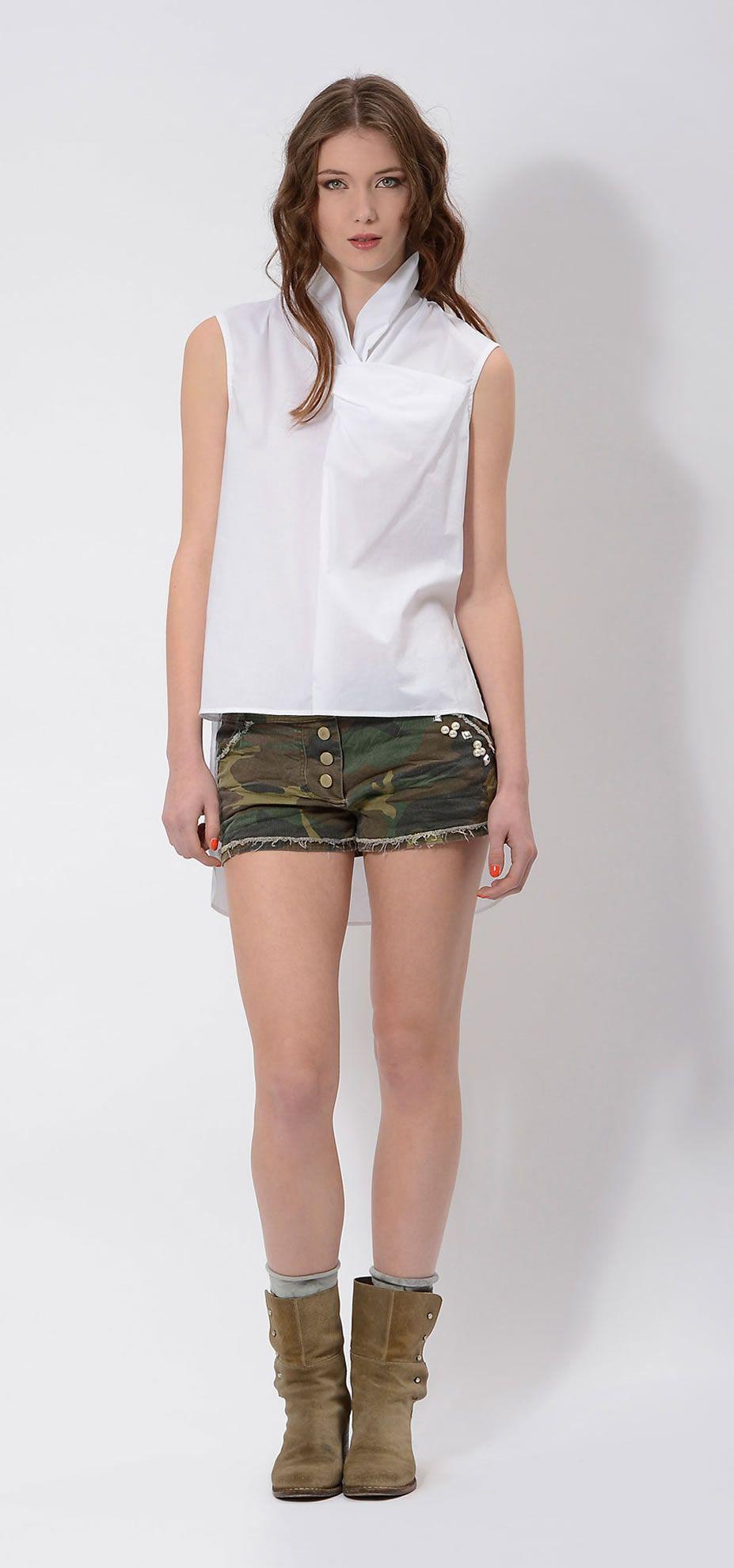 #white #short on #military #shorts #camouflage #italian #designed #FREEDOM #PHOENIX