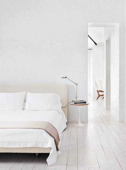 Weiß Ist Keine Farbe, Sondern Liebe | From My Blog  Warm Minimalism |  Pinterest | Miteinander, Schlafzimmer Und Minimalismus