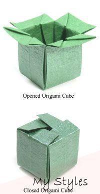 Photo of # 37128 #origami #umschlag