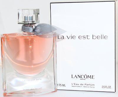 La Vie Est Belle Edp Spray By Lancome For Women 75ml 2 5fl Oz 59 90 Free Perfume Perfume Fragrances Perfume