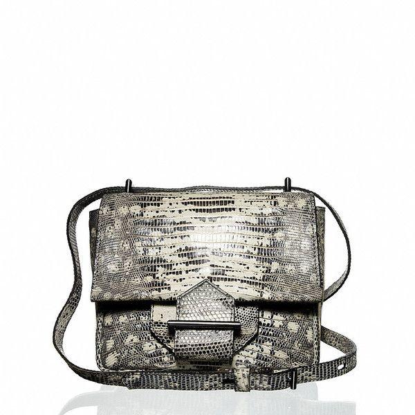 Reed Krakoff Standard Mini Shoulder (65.725 RUB) ❤ liked on Polyvore featuring bags, handbags, shoulder bags, purses, bolsas, bolsos, shoulder strap purses, reed krakoff purse, mini handbags and handbags purses