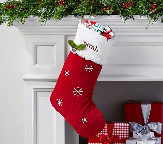 Luxe Velvet Stocking Collection Christmas Stockings